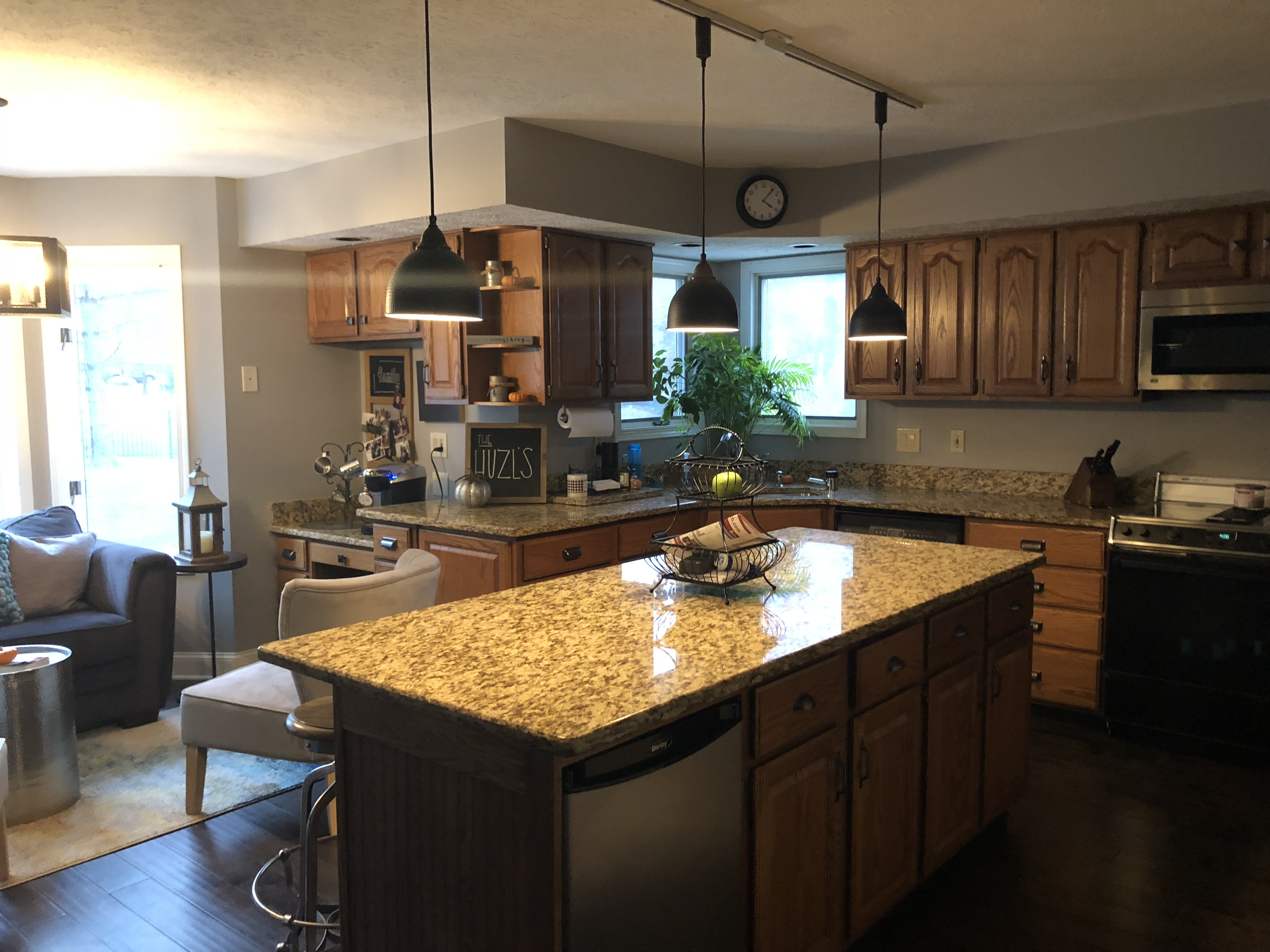 Broadview Heights Kitchen Before