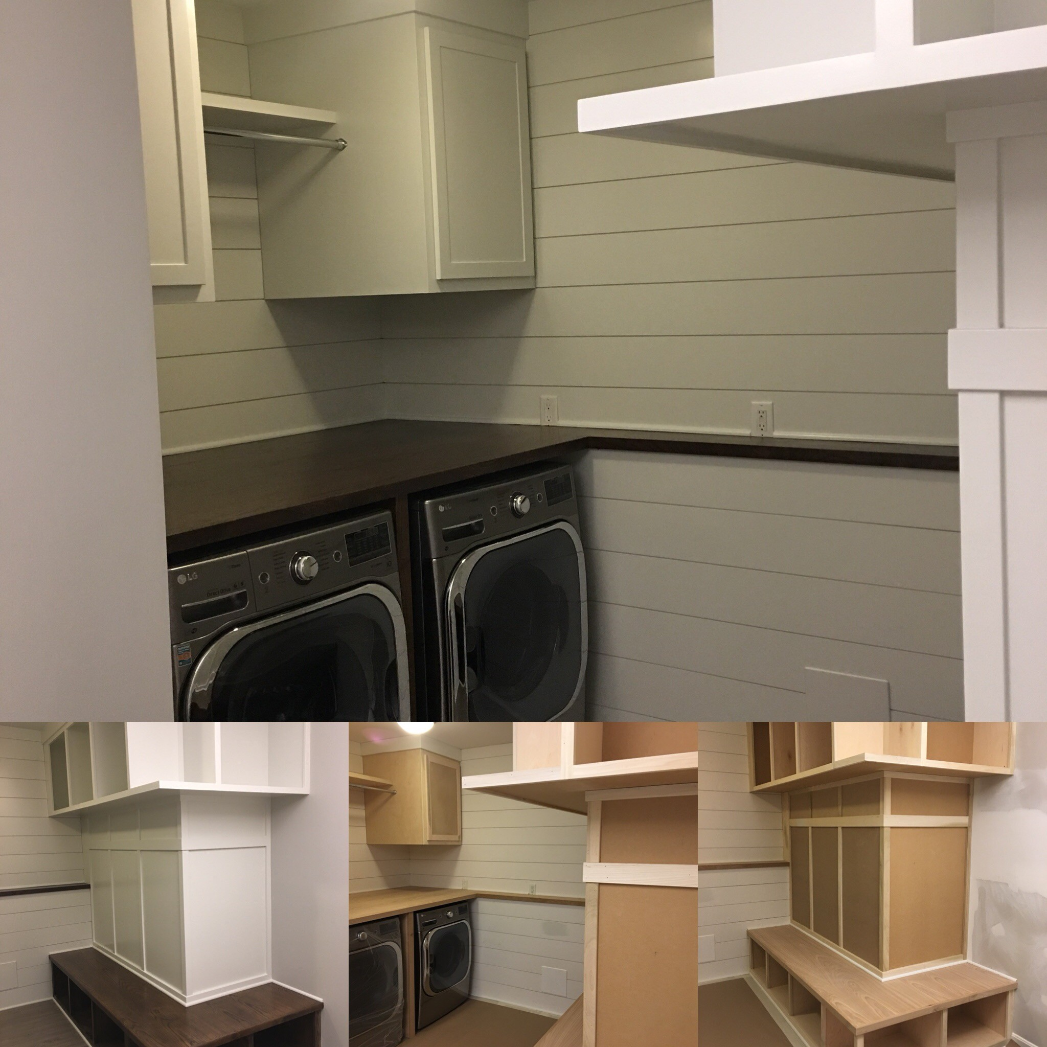 Lakewood Laundry Room
