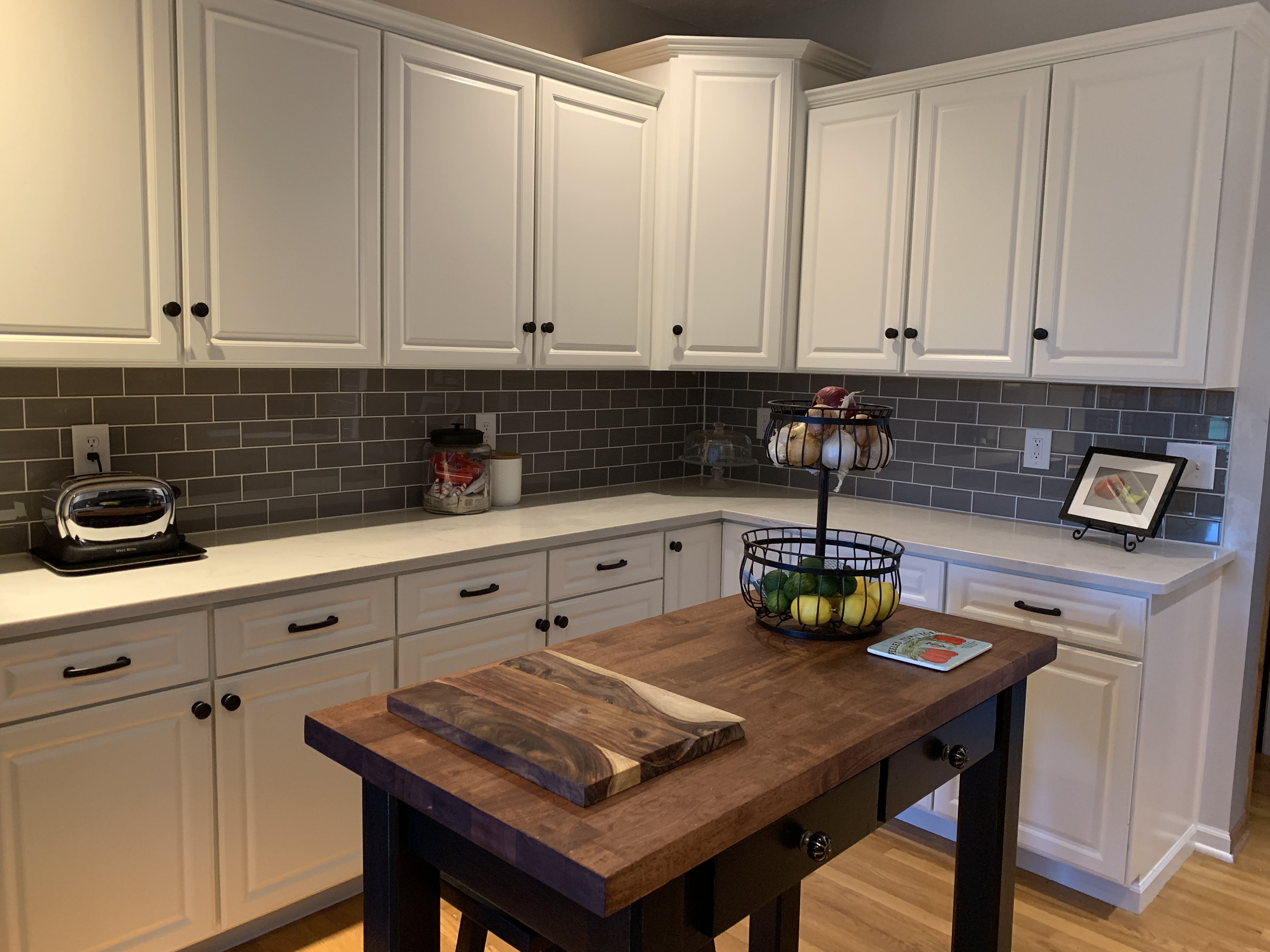 Kitchen Rehab in Avon Lake